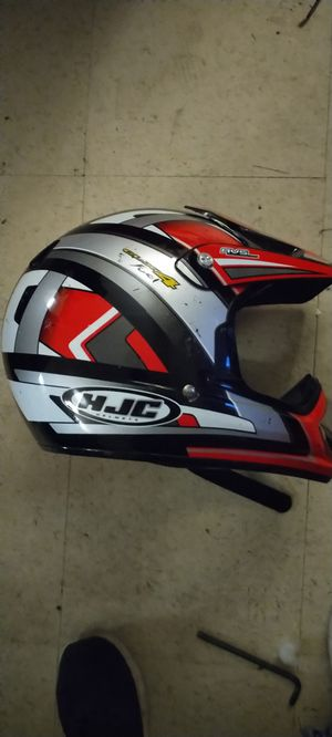 HJC used helmet hardly used first $65 takes it !!! for Sale in Mesa, AZ