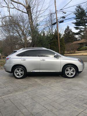 L@@@@K 2010 Lexus RX450H Hybrid for Sale in Springfield, VA