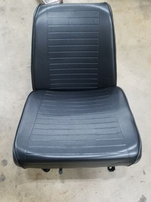 Universal seat!! Works with forklifts tractors and other equipment for Sale in Bensenville, IL