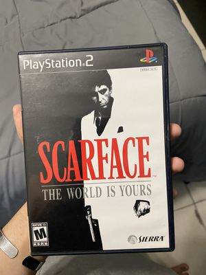 Scarface ps2 Game for Sale in Pembroke Pines, FL