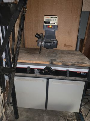 Electronic radial saw for Sale in Stockton, CA