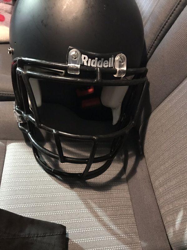 Riddell Helmet