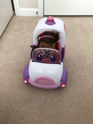 Doc McStuffins Ambulance and Doll for Sale in Moncks Corner, SC