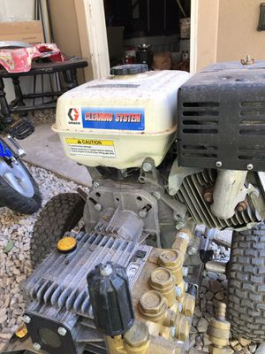 Graco pressure washer for Sale in Salt Lake City, UT