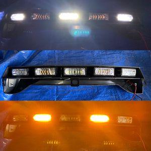 WHELEN WINDSHIELD LIGHT ARRAY HARLEY DAVIDSON POLICE MOTORCYCLE LED LIGHTBAR 🏍 for Sale in Houston, TX