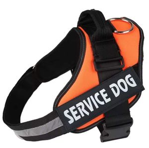 Service Dog Harness Orange Vest BRAND NEW All Sizes XS S M L XL XXL for Sale in Tampa, FL