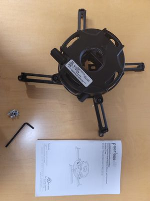 Projector Mount - Peerless Precision Gear Mount - PRG-UNV for Sale in San Diego, CA