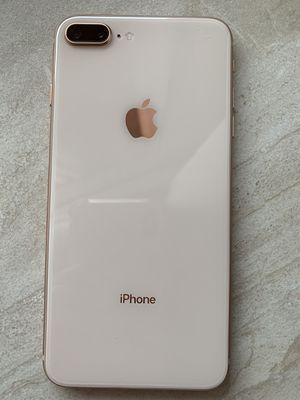 iPhone 8 Plus 64gb great condition clean esn iCloud unlocked, Tmobile, metropcs, telcel, straight talk for Sale in Phoenix, AZ