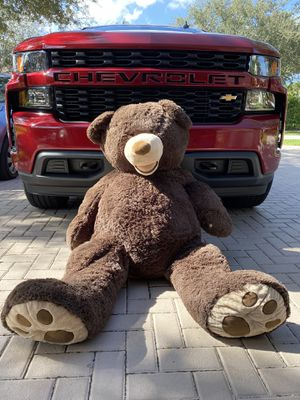 Giant Teddy Bear for Sale in LAUD LAKES, FL