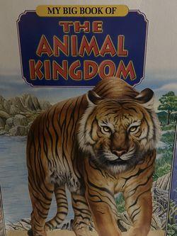 Big Book Of Animal Kingdom for Sale in La Habra,  CA