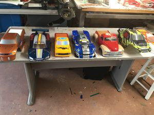 Cars and truck bodies 4 or 5 are new the blue one has lights included call for prices for Sale in Pembroke Pines, FL