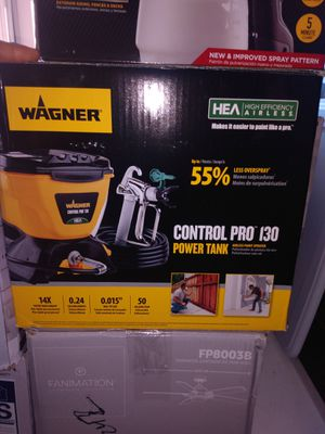 Wagner Control Pro 130 Electric Stationary Airless Paint Sprayer for Sale in Conyers, GA