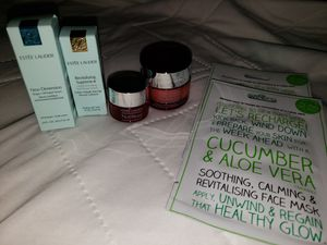 Estee Lauder Items and Face Mask for Sale in Everett, WA
