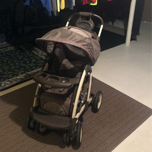 Baby toddler stroller made by Laura Ashley baby for Sale in Warren, MI