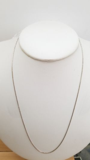 18kt gold chain for Sale in San Diego, CA
