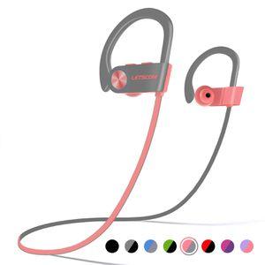 LETSCOM Bluetooth Headphones IPX7 Waterproof Wireless Sport Earphones for Sale in Los Angeles, CA