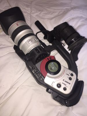 Canon xl1 Digital video camera for Sale in Roselle, NJ