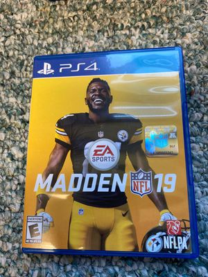 Madden 19 for Sale in Whitman, MA