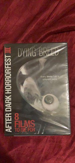 After Dark Horrorfest III Dying Breed for Sale in Avis, PA