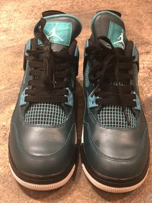 Jordan 4 Retro 30th anniversary Teal Size 7 (GS) for Sale in Los Angeles, CA