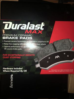 2008 BUICK ENCLAVE FRONT BRAKE PADS for Sale in Fontana, CA