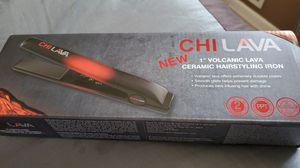 """NEW CHI LAVA 1"""" VOLCANO. IN BOX for Sale in Mableton, GA"""