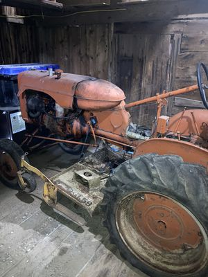 1941 allis chalmers type b tractor with belly mower for Sale in Barberton, OH