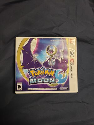 Pokemon Moon Version for Sale in Vancouver, WA