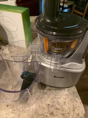 Breville Juice fountain crush for Sale in Jacksonville, FL