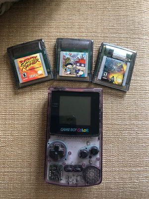 game boy color for Sale in Kissimmee, FL