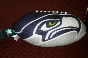 Seahawks ty football for Sale in Fresno, CA