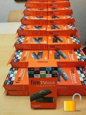 Amazon Fire TV Stick With Alexa Voice NEW 🔥 for Sale in Houston, TX