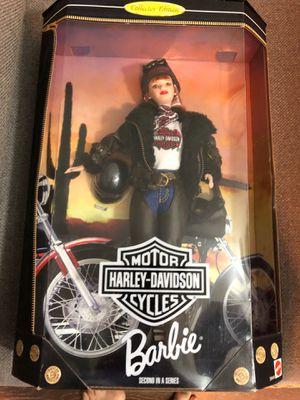 Harley Davidson Barbie for Sale in North Caldwell, NJ