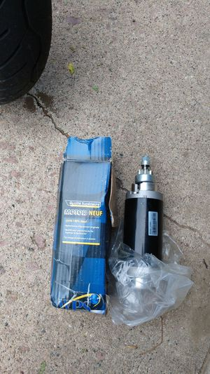 Starter for 50hp - 90hp Mercury outboard for Sale in Sioux Falls, SD