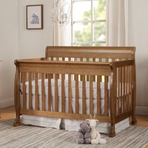 Wooden crib in good condition. for Sale in Lake Worth, FL