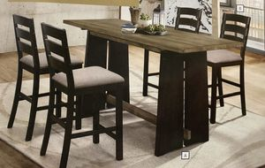 🛌🛋SOLID WOOD DINING TABLE SET🛋🛌Financing NO Credit Need✔️ for Sale in Hallandale Beach, FL