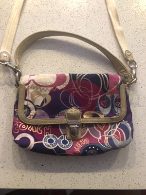 Small Coach hand bag for Sale in Denver, CO