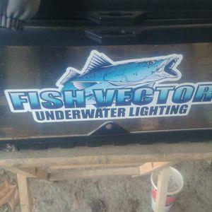 Fish Vector Underwater lighting for Sale in Baytown, TX
