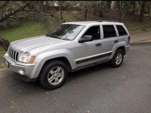 Jeep Grand Cherokee Laredo (Sport 4x4) for Sale in Mount MADONNA, CA