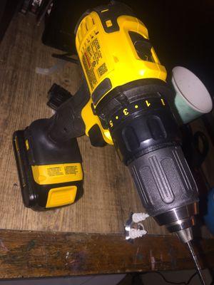 20volt max Dewalt Drill for Sale in Tacoma, WA
