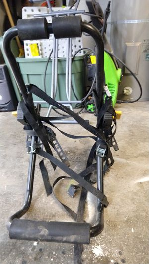 Bike rack for car for Sale in Lake Oswego, OR