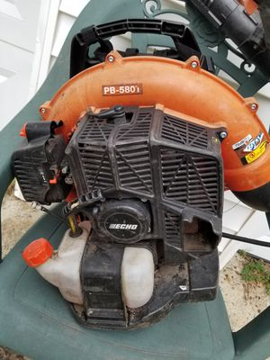 PROFESSIONAL POWERFUL BACKPACK LEAF BLOWER, EXCELLENT CONDITION $225. CASH TODAY! for Sale in Glen Allen, VA