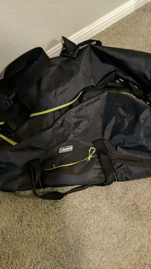 Large Coleman duffle bag. for Sale in Cedar Park, TX