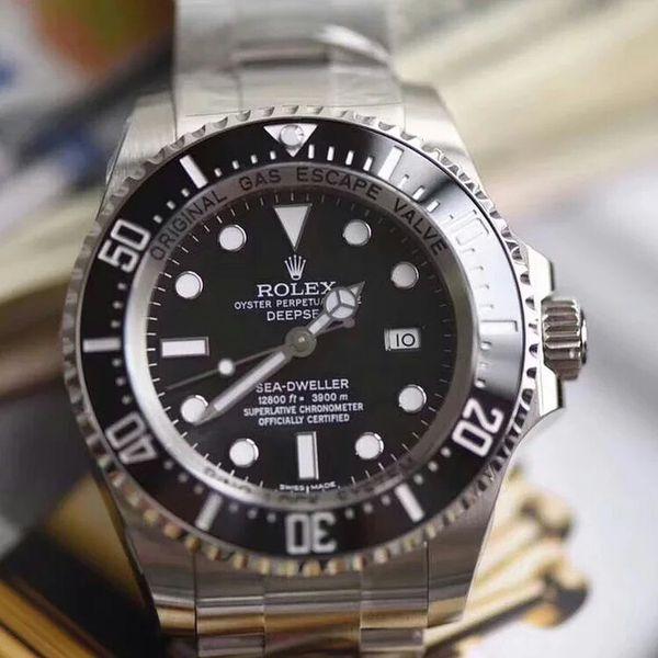 Sea-Dweller Black Watch