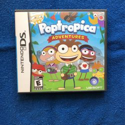 Nintendo DS: Poptropica Adventures (2012) With Manual for Sale in Rosemead, CA