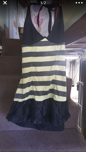 Bumble Bee costume/dress up ( Adult size L ) for Sale in Everett, MA