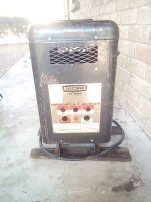 Craftsman arc welder for Sale in Garland, TX