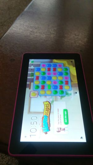 Amazon tablet like new no scratches works good for Sale in Sanger, CA