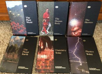 Books - World Book Encyclopedia of Science for Sale in Colleyville,  TX