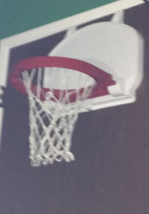Removable basketball hoop for Sale in Union City, CA